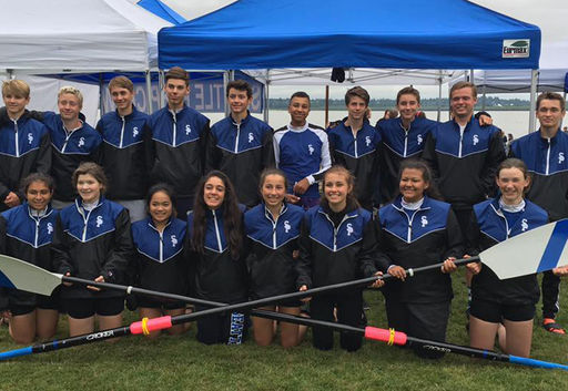 Prep Launches Rowing Program